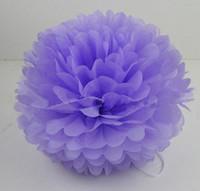 Wholesale Buy get Free Colors cm quot Tissue Paper Pom Poms Wedding Party Decor Flower Balls For For Baby Shower Favors Decor