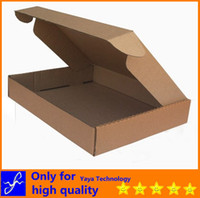 Universal cardboard gift boxes - Universal ordinary gift custom cardboard Airplane Air plane boxes aircraft small box plain packaging packaged Cell Phone Boxes amp Packages