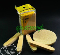 Wholesale Compressed facial cleaning Seaweed Sponge dried facial compress sponges
