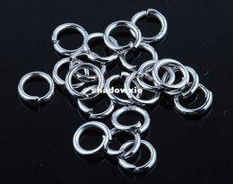 Descuento broches para los encantos Mayoreo - envio Gratis 50pcs 5mm de la plata esterlina 925 encanto pizca de Fianza Broche colgante de la joyería de los hallazgos de ajuste del Collar