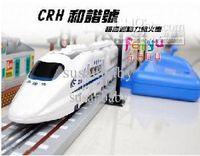 Wholesale Fish electric toy orbit train electric toys train electric rail CRH harmonious number