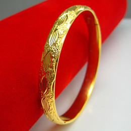 For a long time does not fade gold bracelet female sand gold plated 18K gold bracelet bracelet imitation mother Hongkong purchasing