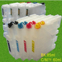 Wholesale GC41 refillable ink cartridge for Ricoh SG3100 SG2100 SG2010L SG3110dnw series printers with single use chip