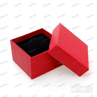 Wholesale LLFA312 watches box paper Watch Box with Pillow colors Paper Gift Boxes Case For Jewelry Box