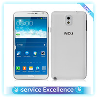 "NO.1 5.7 Android NO.1 N3 Note 3 N9000 MTK6589T Quad Core Android 4.2 Smart Phone 1GB RAM 8GB ROM 5.7"" IPS 1280*720 Camera 13.0MP N9006 N900 NOTE3 1:1"