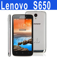 Lenovo bluetooth gps - Lenovo S650 Inch MTK6582 GHz Android GB GB G Smartphone Dual Sim Card bluetooth GPS FM Radio