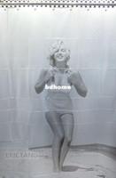 Wholesale Brand New Marilyn Monroe Bathroom Eva Shower Curtain Free Hooks