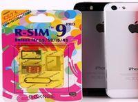 For Apple iPhone apple verizon - RSIM PRO Super perfect R SIM Unlock ALL iPhone S C G S Official IOS T mobible Docomo Sprint Verizon GPP GSM CDMA