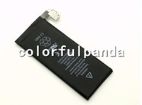 Wholesale Factory price Excellent Quality Replacement Battery For iphone G S Built in batteries