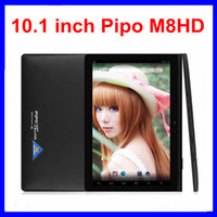 "PIPO 10.1 inch Quad Core Original PIPO M8HD 3G Tablets 10.1"" IPS 1920x1200 pixels RK3188 Quad Core Android 4.2 Tablet Pc 2GB RAM 16GB ROM"