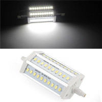 Cheap R7S 12W Dimmable Non-dimmable 118mm 30 LED 5630 SMD LED Bulb Cold Warm White Halogen Floodlight Lamp 1200LM