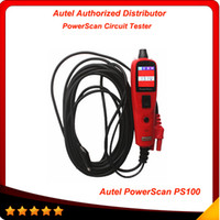 New arrived PowerScan Circuit Tester Autel PS100 100% origin...