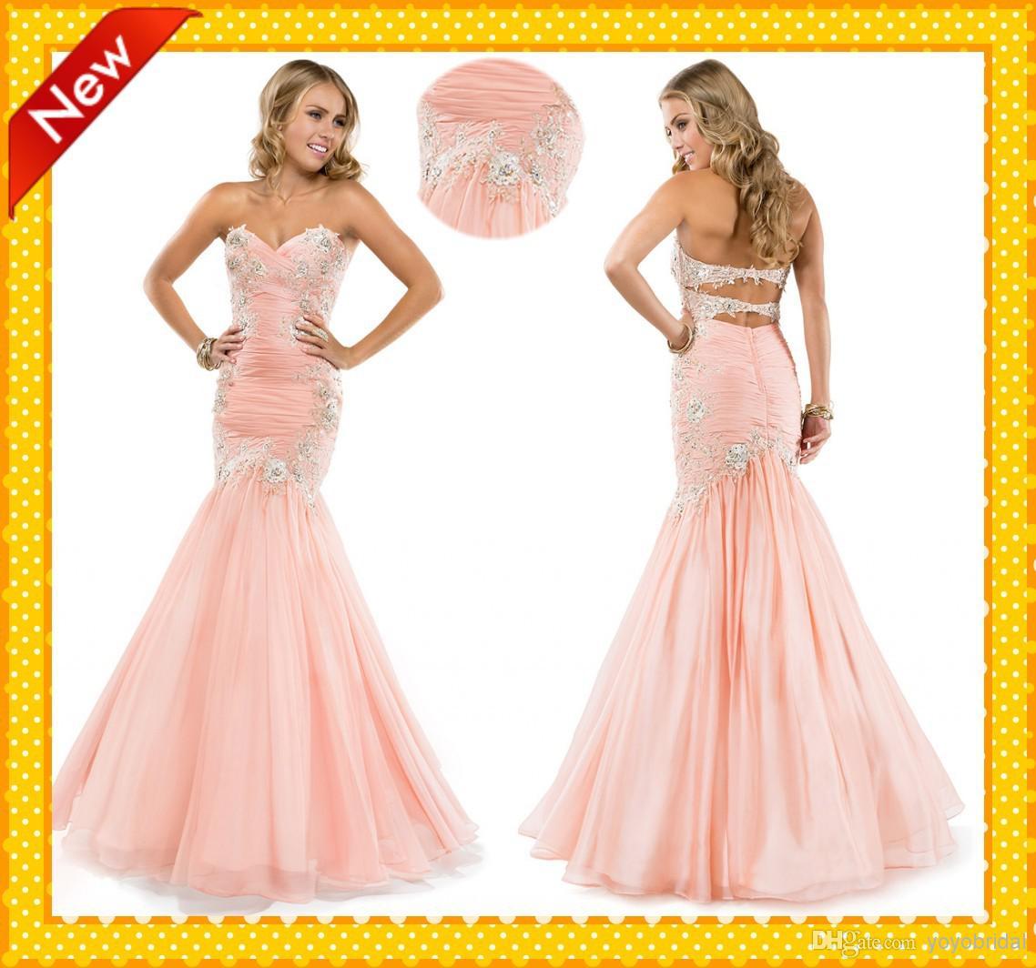 Custom Prom Dresses