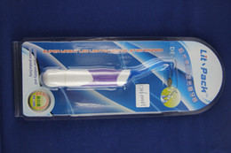 Wholesale Super Bright LED Lighted Dental Stain Eraser for Cleaning Your Teeth Tooth Stain Eraser