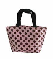 Wholesale Medium Waterproof Lunch Bag Printing Shopping Bags Fashion Lunch bag handbag