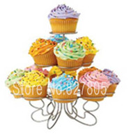 cupcake stand - 10 cupcake stand amp layer wire cake rack Layers Easy to Install and Use