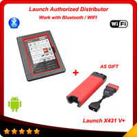 2014 New designed Launch X431 V+ Wifi Bluetooth Global Versi...