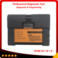 2014 Newest Gerneration ICOM A2 For BMW Diagnostic & Pro...