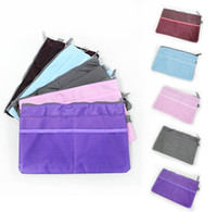 Wholesale Women Travel Insert Handbag Organiser Purse Large liner Organizer Bag colors