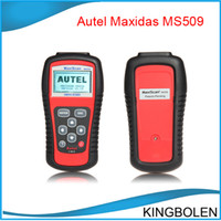 Wholesale Autel MS509 Automotive Diagnostic Equipment Scanner Detector OBD SCAN TOOL MS Car Fault Detector