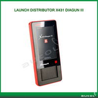 Wholesale 2014 New arrival Auto Scan Tool original Launch X431 Diagun III Free Update On Line Globle Version Launch Diagun iii
