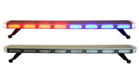 ESM3511L amber lightbar - ESM3511L low profile GEN III Watt super bright LED Warning Lightbar full size car led light bar amber blue red white