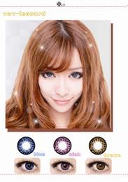 Wholesale VOV leopard print Contact lenses lens Color Contact colors EYE