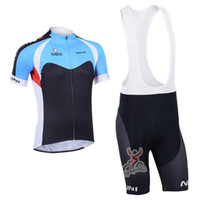 Wholesale monster energy cycling jersey Bike Suit NALINI Cycling Kit short Bib Pants team canada cycling jersey C00S