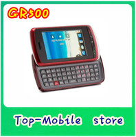 Wholesale Original unclocked GR500 Xenon G TouchScreen QWERTY Keyboard GPS Mobile Cell Phone with Yeay Warranty in stock