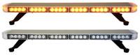 ESM3539 amber lightbar - ESL3528 low profile GEN III Watt super bright LED Warning Lightbar full size car led light bar amber blue red white ESM3539