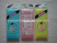 Wholesale salux beauty skin cloth exfoliating wash cloth japanese body wash towel
