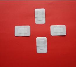 Wholesale 500pcs medical plaster waste absorbing cotton ointmentonit applique ex b2 disposable dressing paste