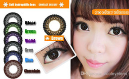 Wholesale VENUS EYES contact lenses crazy lens color