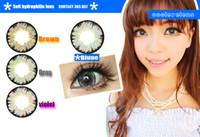 Wholesale NEW DESIGN Magic honey Contact lenses lens Color Contact Tones colors EYE