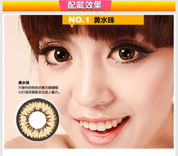 Wholesale NUDY Contact lenses lens Color Contact Tones colors EYE