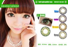 Wholesale pineapple Contact lenses lens Color Contact Tones colors EYE