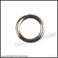 Wholesale Hot Jump Ring Iron Gun Black Plated Findings Open Ring Findings mm