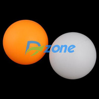 Wholesale 5Pcs New Ping Pong Balls Train Table Tennis Sports Games
