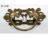 Wholesale Chinese antique furniture copper bronze handle handle DH three color options