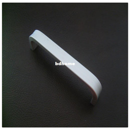 Wholesale Contemporary and contracted space aluminum handle of cabinet cupboard door drawer handle handle household hardware