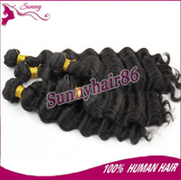 Wholesale Supply A Grade Cheap Peruvian Remy Hair Hair Weave Perfect Style Hair Extension Black Color b Hair Wefts Body Wave Hot Sale Online