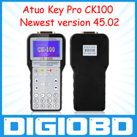 Wholesale 2014 Newest Arrival CK100 V99 Auto key pro CK key programmer SBB support multi language DHL Auto Key Programmer CK