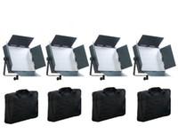 Wholesale Bi Color Free Bags LED Panel Video Light Film Camera Studio LEDS Light