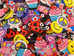 Charms for rainbow rubber band bracelets boys and girls fits all loom NEW