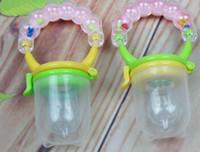 Wholesale Kaldi infant feeding tool consisting food bit bags partner fruit nutrition bit bags to bite