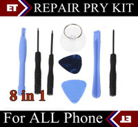Wholesale DHL X in REPAIR PRY KIT OPENING TOOLS TOOL FOR cell for APPLE IPHONE iphone s i9500