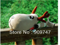 Wholesale New Fawn doll arc deodorant bamboo charcoal bag purify auto air freshener lessen radiation indoor decoration toys