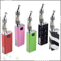 Single Multi Metal Latest 2600mAh VV VW Rechargeable Battery E Cigarette Innokin Itaste MVP 2.0 with Iclear 30
