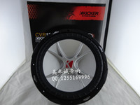 Wholesale American KICKER K brand second generation CVR inch inch dual voice coil subwoofer car subwoofer