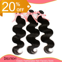 Hair Extensions 100% Malaysian Virgin Hair Remy Human Hair W...
